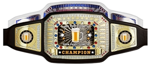 Champion Award Belt for Beer