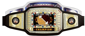 Champion Award Belt for Bodybuilding