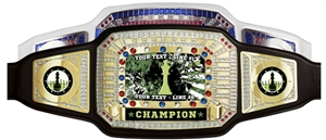 Champion Award Belt for Chess