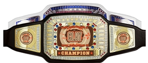Champion Award Belt for Clay Shooting
