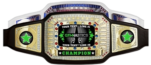 Champion Award Belt for Gymnastics