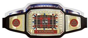 Champion Award Belt for Highland Games