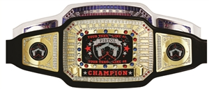 Champion Award Belt for Shooting