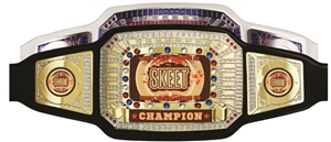 Champion Award Belt for Skeet Shooting