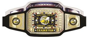 Champion Award Belt for Spelling Bee