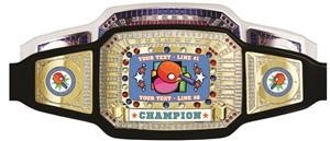 Champion Award Belt for Table Tennis
