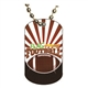 Flag Football Dog tag
