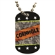 Corn Hole Dog tag