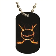 Hockey Dog tag