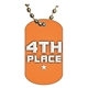 Place Dog tag
