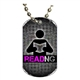 Reading Dog tag