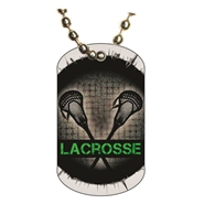 LaCrosse Dog tag