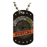 Shooting Dog tag
