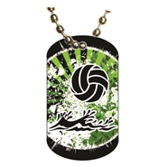 Water Polo Dog tag