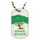Family Reunion Dog tag