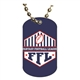 Fantasy Football Dog tag