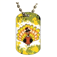 Turkey Dog tag
