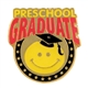Preschool Graduate Lapel Pin