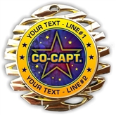 Co-Captain Medal