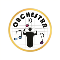 Orchestra Pin