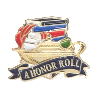 A Honor Roll Pin