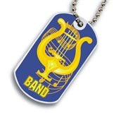 Band Dog tag