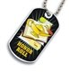 Honor Roll Dog tag