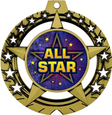 All Star Medal