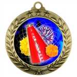 Cheerleader Medal