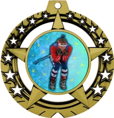 Cross Country Ski Medal