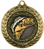 Fishing Medal