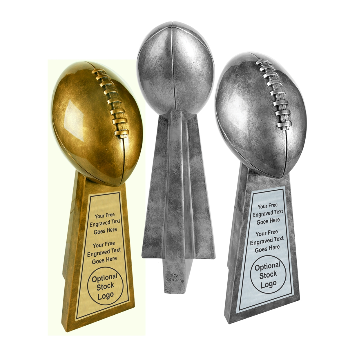 TENNIS TROPHY ENGRAVED FREE  AWARD PRIZE BALL SHAPE DESIG QUALITY RESIN TROPHIES