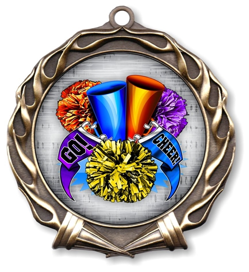 Cheer Medals Custom Engraved Awards Just Award Medals
