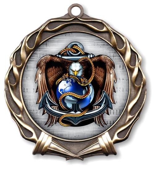 Military Medal #GD371-JAM