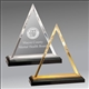 Triangle IMPRESS Acrylic Award