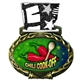 Chili Cook-off Medal in Jam Oval Insert | Chili Cook-off Award Medal