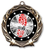 Walkathon Medal
