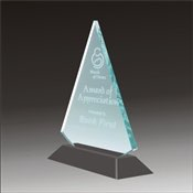 Pop-Peak acrylic award