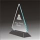 Pop-Peak badminton acrylic award