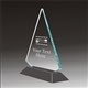 Pop-Peak baking acrylic award