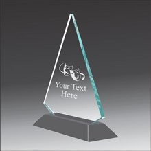 Pop-Peak drama acrylic award