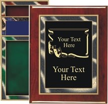 Piano Finish Art(Fine Arts)Award Plaque