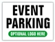 Event Parking Sign - Event Parking