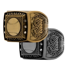 Finalist Baseball Award Ring