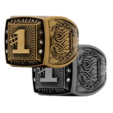 Finalist Number One Award Ring