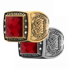 Finalist Award Ring