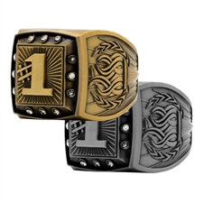 Number One Award Ring