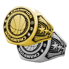 Champion Basketball Award Ring