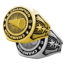 Champion Cheerleading Award Ring