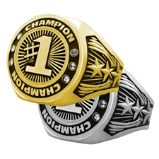 Champion Number One Award Ring